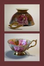 Rose Teacup for repair