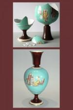 Ceramic Vase Repaired