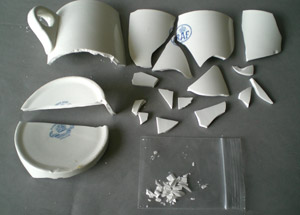 Collecting the Broken Pieces