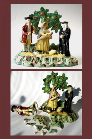 Staffordshire Tythe Figures